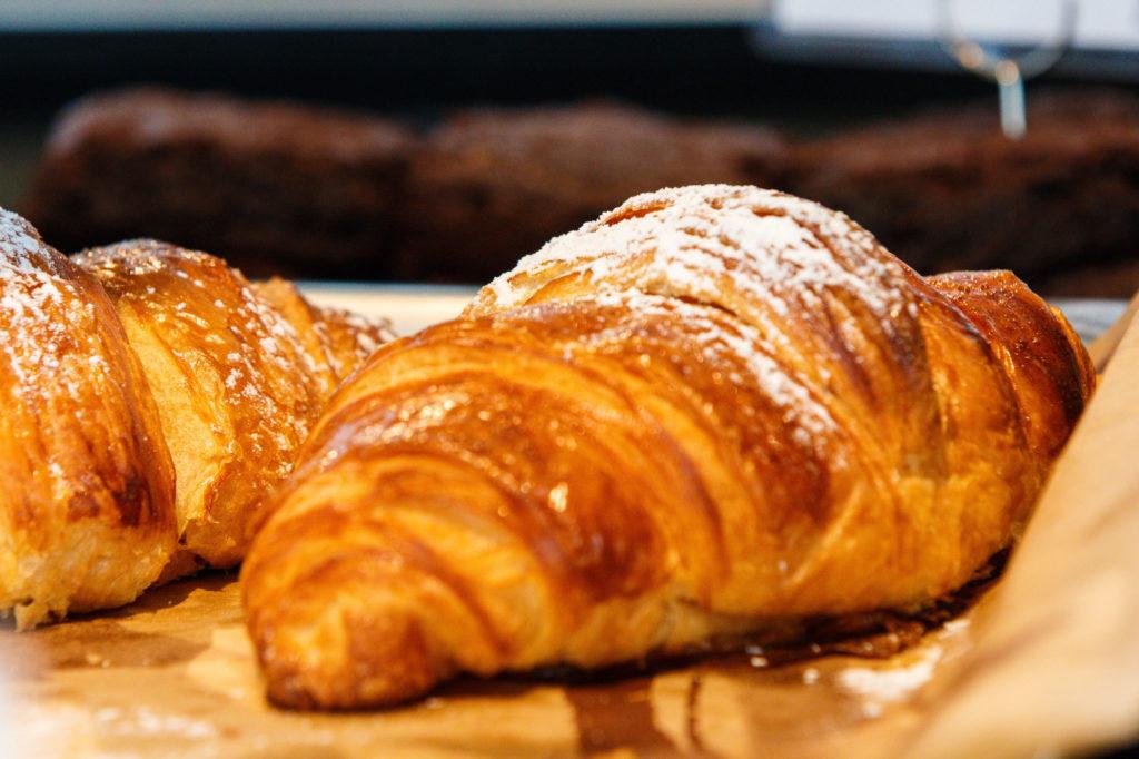 Illustration croissants - agence digitale spécialisée boulangerie et métiers de bouche